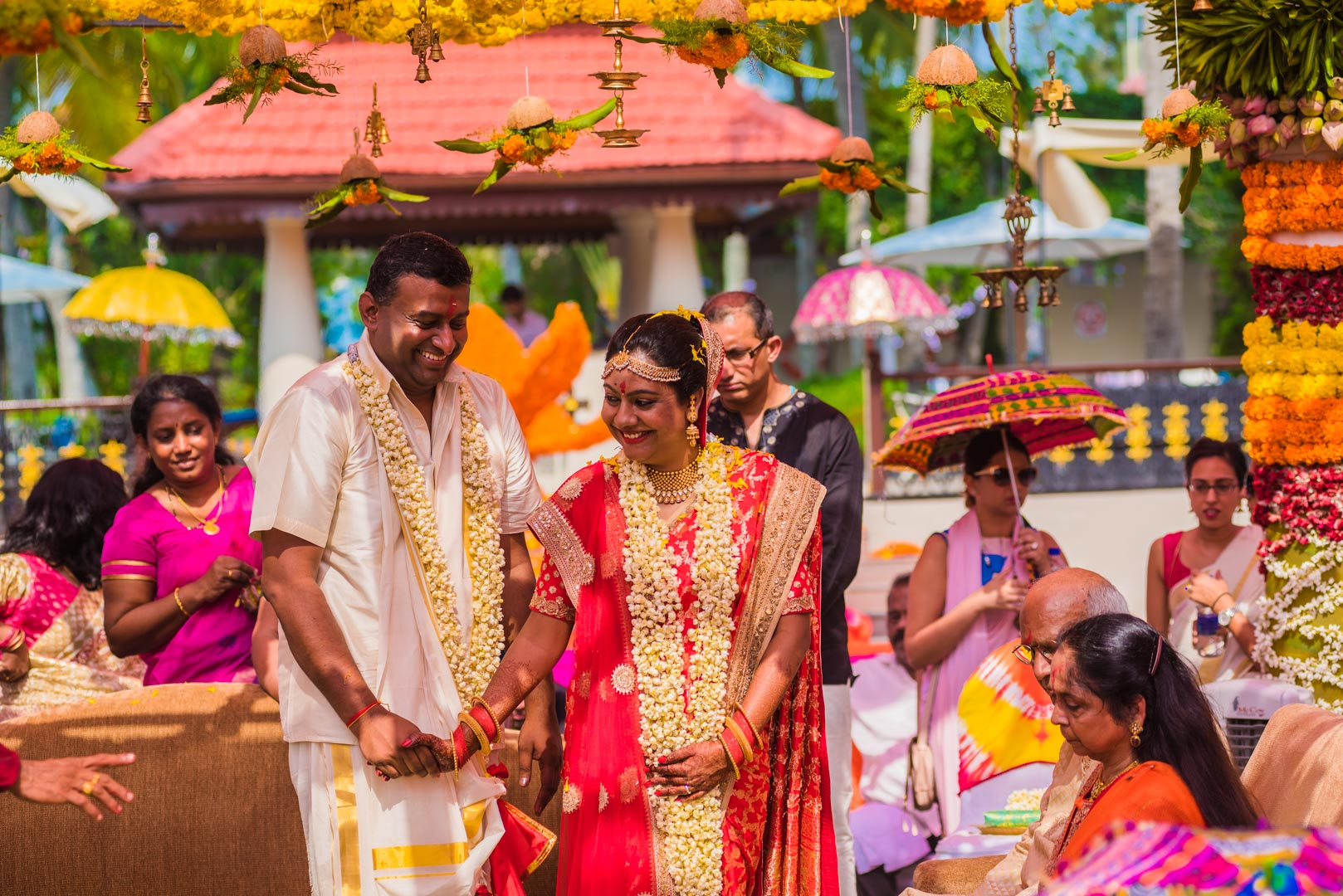 Parul & Nishant (P C: Pulkesin Tiwary)