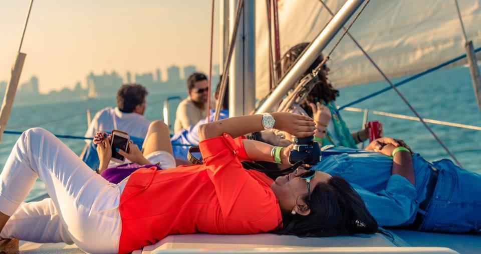 Sailing Event At Mumbai - P C: Pulkesin Tiwary