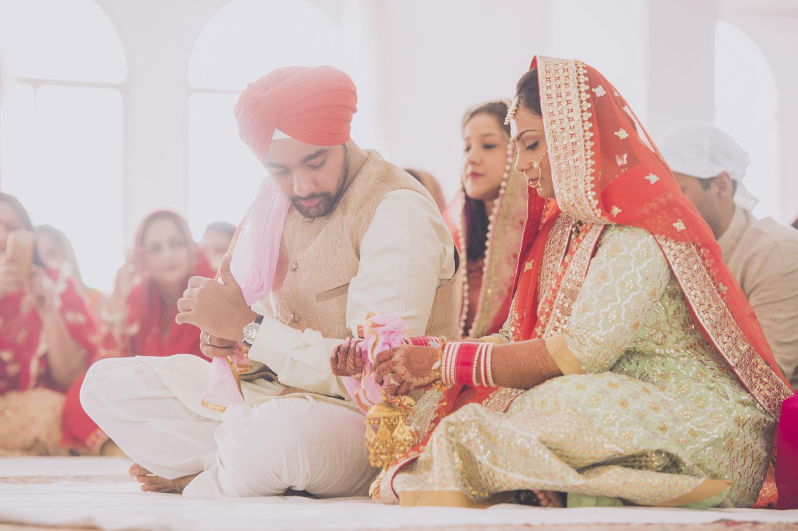 Radhika & Nirbhay (P C: Pulkesin Tiwary)
